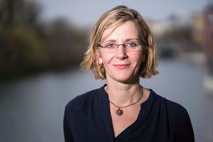 Yvonne Bovermann, Beirätin für den Bildungsbereich des DHV
